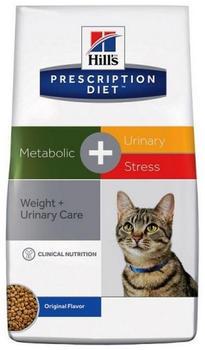 Hill's Feline Metabolic + Urinary 4kg