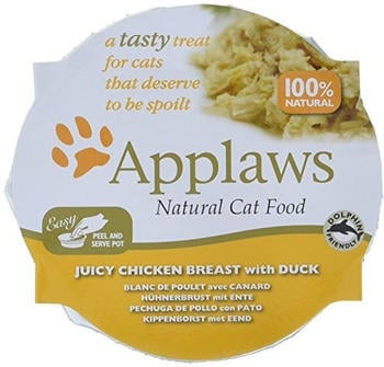 Applaws Pots Hühnerbrust & Ente 60g