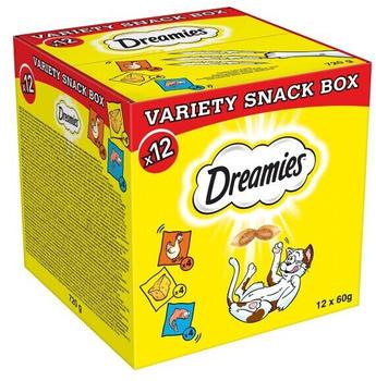 Dreamies Mixbox 12x60g