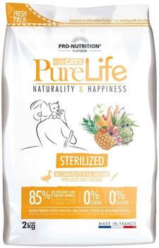 Flatazor Pure Life for Cats Sterilized (2 kg)