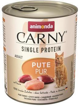 Animonda Carny Single Protein Adult Pute Pur 800g