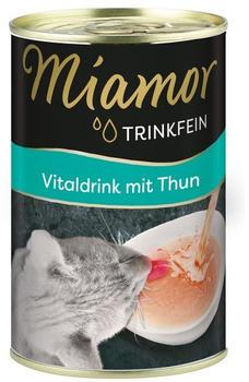 Miamor Trinkfein Vitaldrink mit Thunfisch 135ml