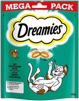 Dreamies mit Pute 180g