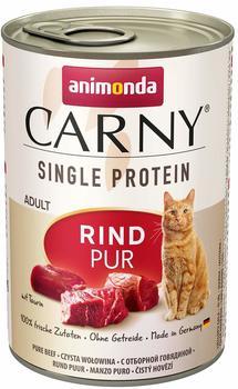 ANIMONDA PETFOOD Animonda Carny Single Protein Adult Rind Pur 400g