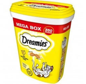 Dreamies Mega Box mit Käse 350g