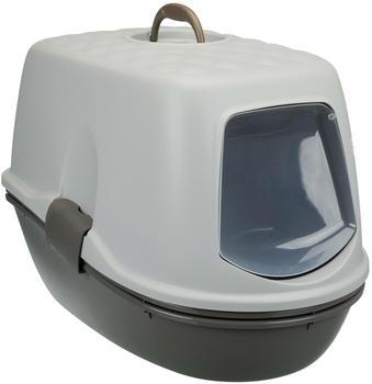 Trixie Katzentoilette Berto Top mit Trennsystem taupe/helltaupe (40162)