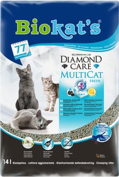 Biokat's Diamond Care MultiCat Fresh 14l