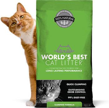 World's Best Cat Litter Klumpstreu 6,35kg