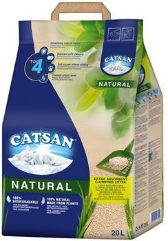 CATSAN Natural 20l