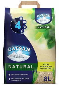 CATSAN Natural 8l