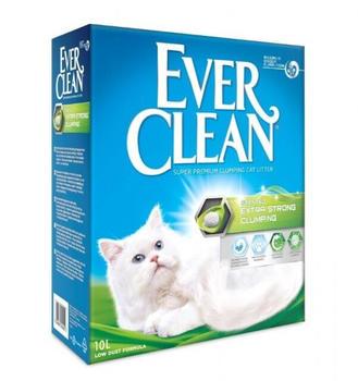 Ever Clean Extra Strong Clumping Katzenstreu mit Duft 10L