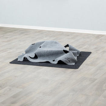 Trixie Katzenspielmatte Adventure Carpet grau