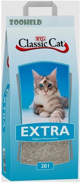 HEGA Cat Classic Katzenstreu Extra Attapulgit (20 L)