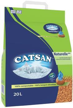 CATSAN Naturelle (20 L)