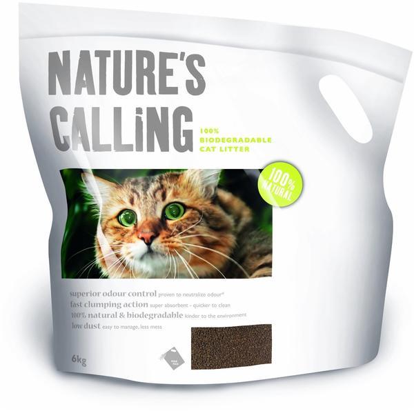 Nature's Calling Katzenstreu 6kg