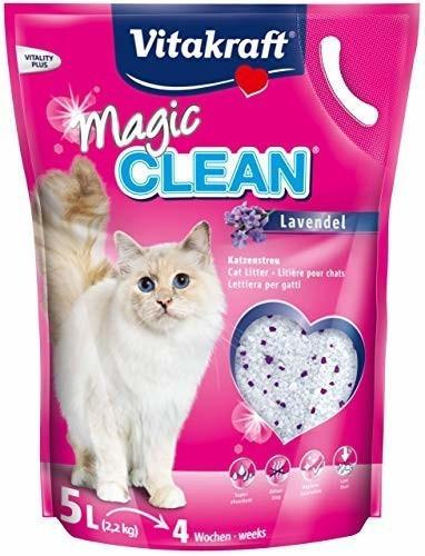 Vitakraft Magic Clean Lavendel 5 l