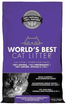 World Best Cat Litter Worlds Best Cat Litter Katzenstreu, Lavendel, 12.7kg