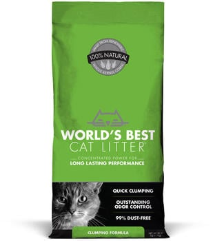 World's Best Cat Litter Klumpstreu 12,7kg