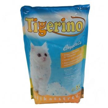 Tigerino Crystals Katzenstreu gelb (5 L)