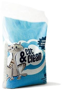 Cat & Clean Sensitive mit Babypuderduft 10 kg