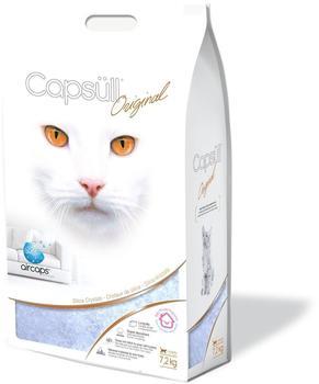 Capsüll Original Baby Powder, Katzenstreu 60