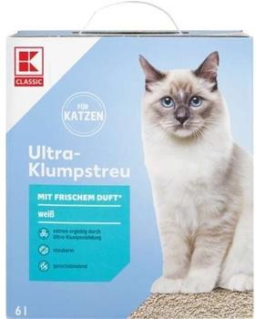 Kaufland K-Classic Ultra-Klumpstreu 6 l