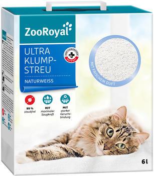 ZooRoyal Ultra Klumpstreu 6 l