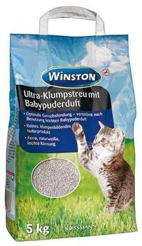 Rossmann Winston Ultra-Klumpstreu 5 kg