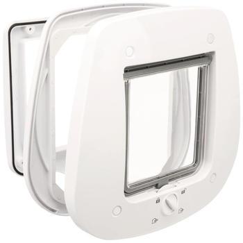 Trixie 4-Wege Freilauftür für Glastüren