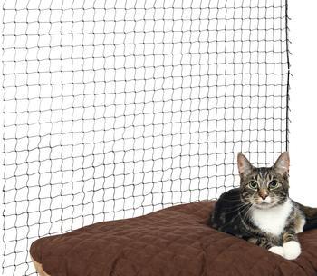 TRIXIE Trixie Katzenschutznetz 2x1,5m schwarz (44301)