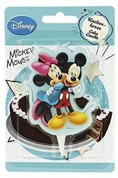 Dekoback Kuchenkerze Mickey und Minnie