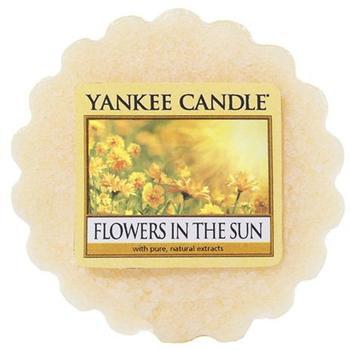 Yankee Candle Blumen in der Sonne Duftwachstörtchen zu schmelzen wachs gelb 5,9x5,7x2cm (1351662E)