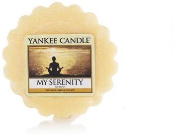 Yankee Candle Dufttart Wachs 5,8x5,7x2cm gelb (1507702E)