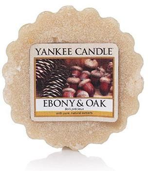 Yankee Candle Ebenholz und Eiche Duftwachstörtchen zu schmelzen wachs braun 5,7x5,7x2cm (1519670E)