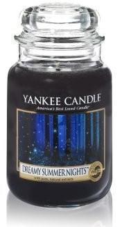 Yankee Candle mittleres Kerzenglas Kerzenwachs im Glas 12,7x10,7x12,7cm schwarz (1352141E)