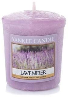 Yankee Candle Votivkerze Wachsviolett 4,6x4,5x5,3cm (1043496E)