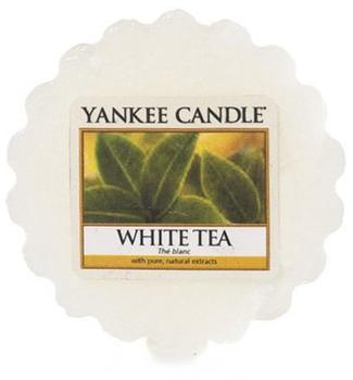 Yankee Candle weißer Tee Duftwachstörtchen zu schmelzen wachs 5,7x5,7x1,7cm (1507738E)