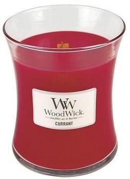 WoodWick Duftkerze im Glas mit Holzdeckel Johanisbeere (92117)