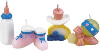 Städter Kerzen Set Baby