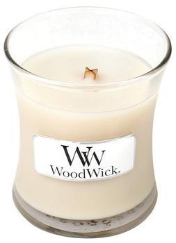 WoodWick Duftkerze im Glas mit Holzdeckel Vanille (98112)