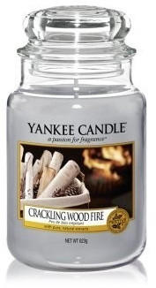 Yankee Candle Crackling Wood Housewarmer 104g
