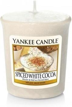 Yankee Candle Spiced White Cocoa Samplers 49g (1513579E)