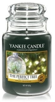 Yankee Candle The Perfect Tree Mittelgroße Kerze 411g (1556281E)