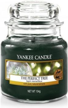 Yankee Candle The Perfect Tree Kleine Kerze 104g (1556282E)