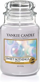 Yankee Candle Sweet Nothings Große Kerze 623g