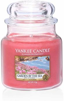 Yankee Candle Garden By The Sea Mittlere Kerze 411g