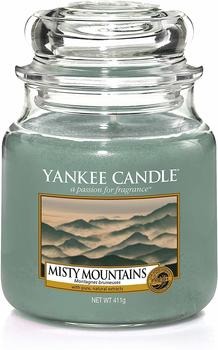 Yankee Candle Misty Mountains Mittlere Kerze 411g