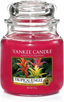 Yankee Candle Tropical Jungle Mittlere Kerze 411g