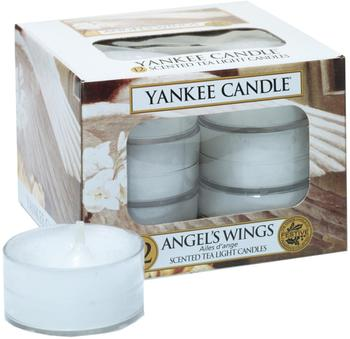 Yankee Candle Teelichter 12-Stk. Angel's Wings 9,8g