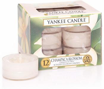 Yankee Candle Teelichter 12-Stk. Champaca Blossom